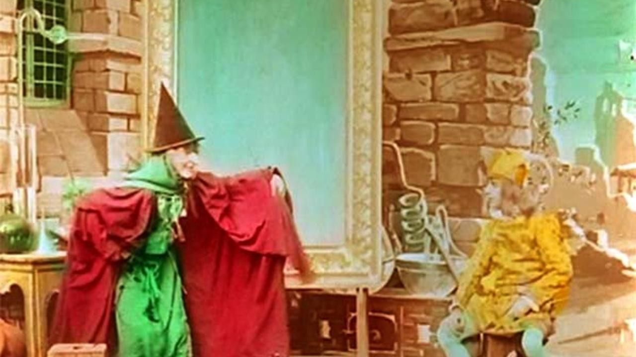 The Witch (1906) | MUBI