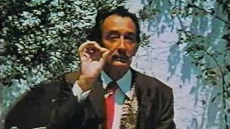 Salvador Dali: A Soft Self-Portrait