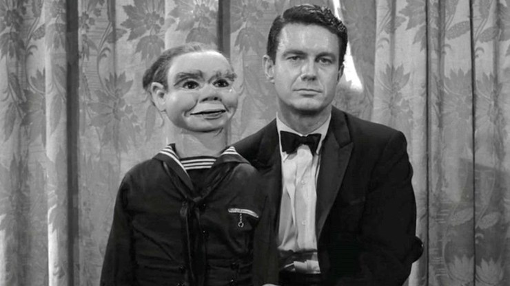 The Twilight Zone: The Dummy