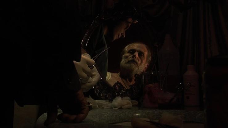 Il cadavere di vetro