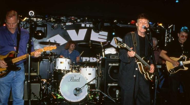 Paul McCartney: Live at the Cavern Club