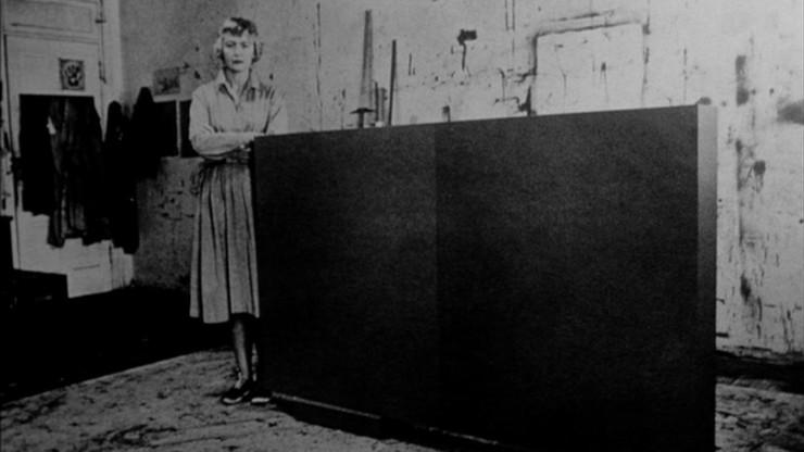Anne Truitt, Working