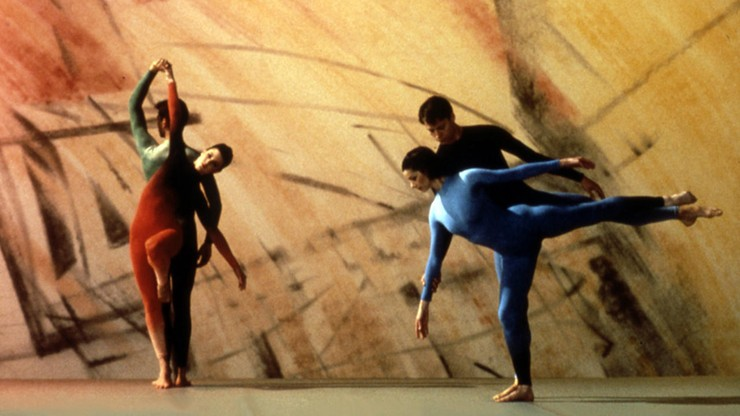 Merce Cunningham: Points In Space