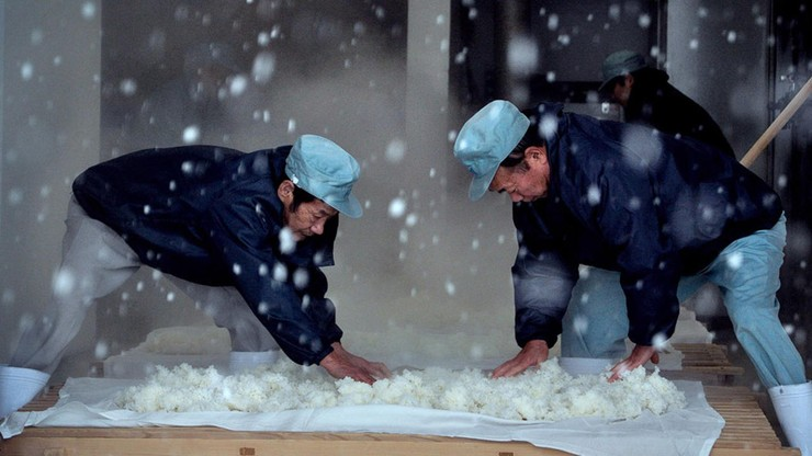 The Birth of Sake