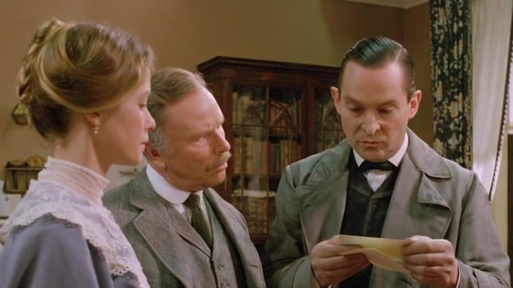 The Return of Sherlock Holmes: The Sign of Four