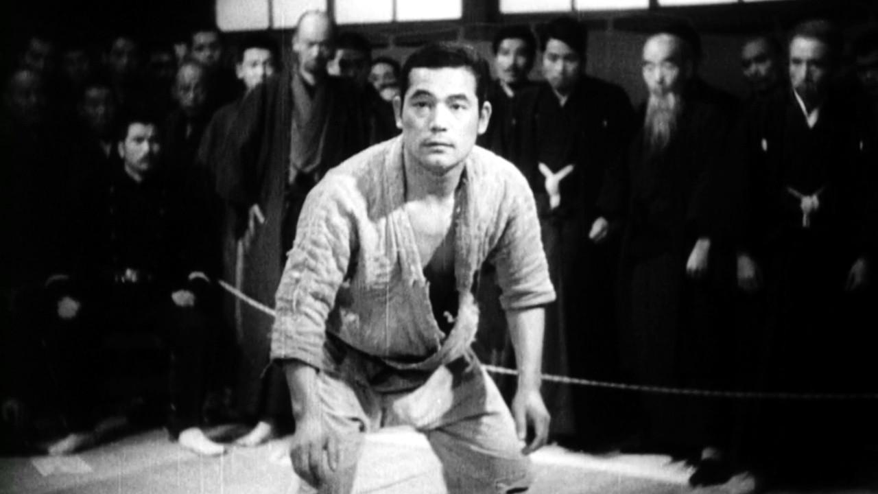La leyenda del gran Judo (1943). Kurosawa y las películas de samuráis