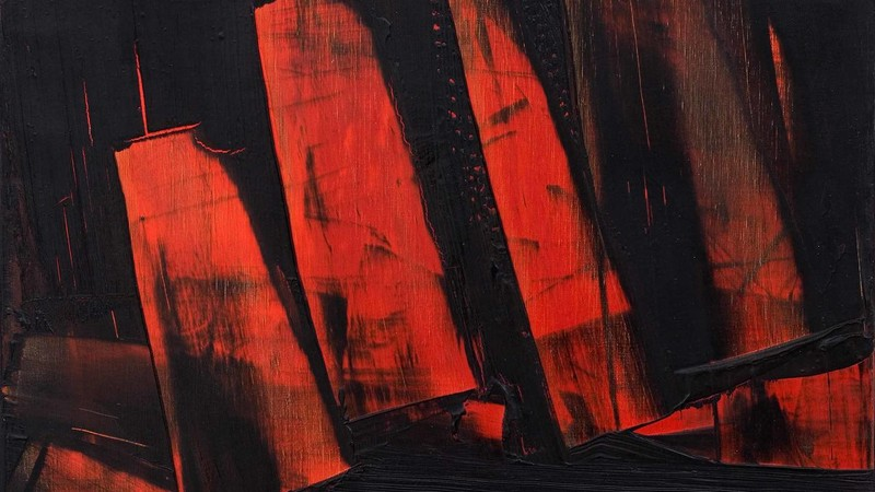 Pierre Soulages - Black Light