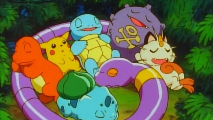Pokémon: Vol. 4: Seaside Pikachu
