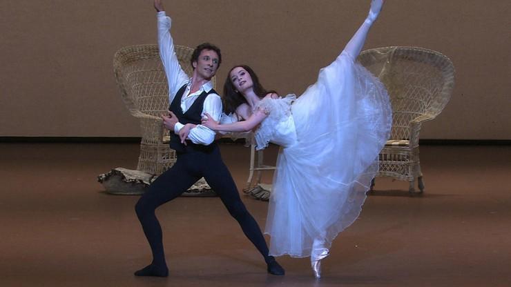 Aurélie Dupont danse, l'espace d'un instant