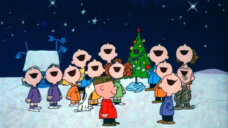 La navidad de Charlie Brown