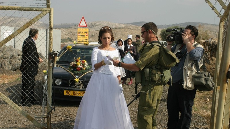La sposa siriana