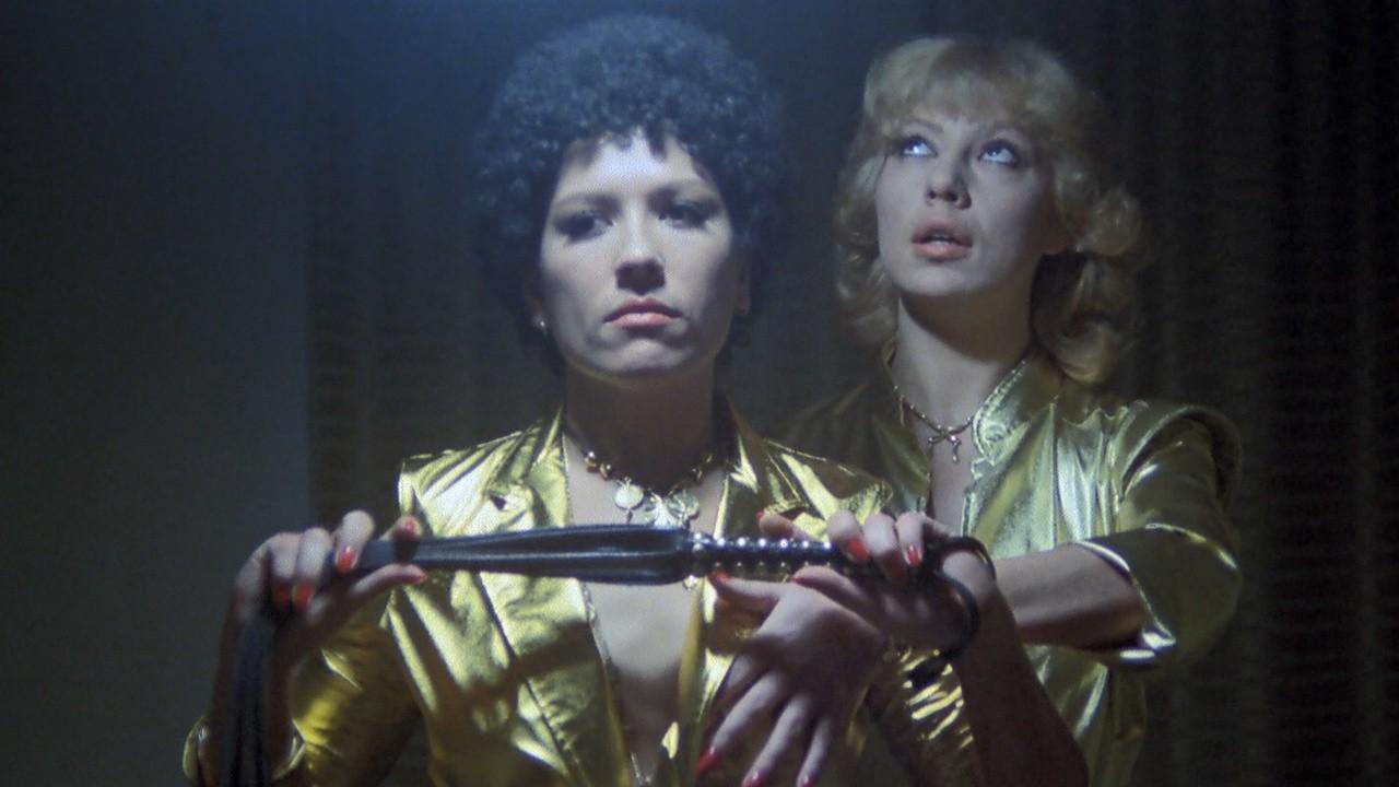 Botas Negras Látigo De Cuero 1983 Mubi