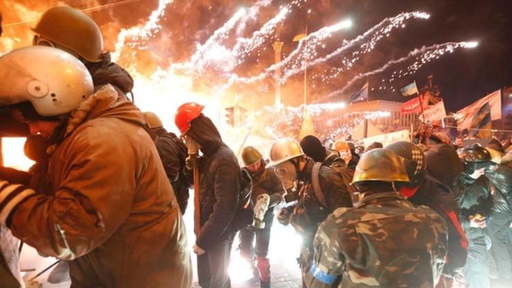 Euromaidan. Rough Cut