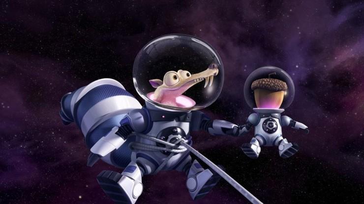 Cosmic Scrat-tastrophe
