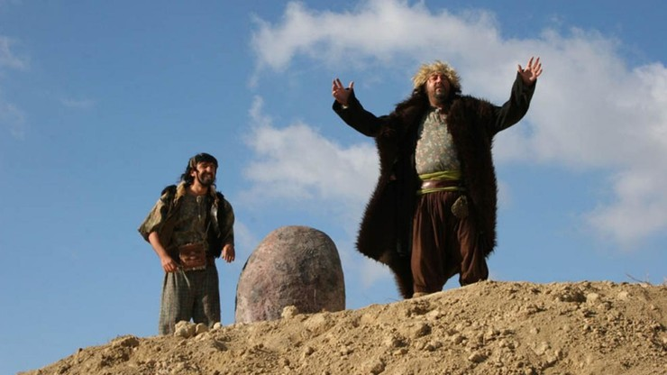 Black Gruja and the Stone of Wisdom