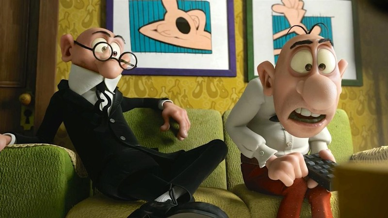 Mortadelo and Filemon: Mission Implausible