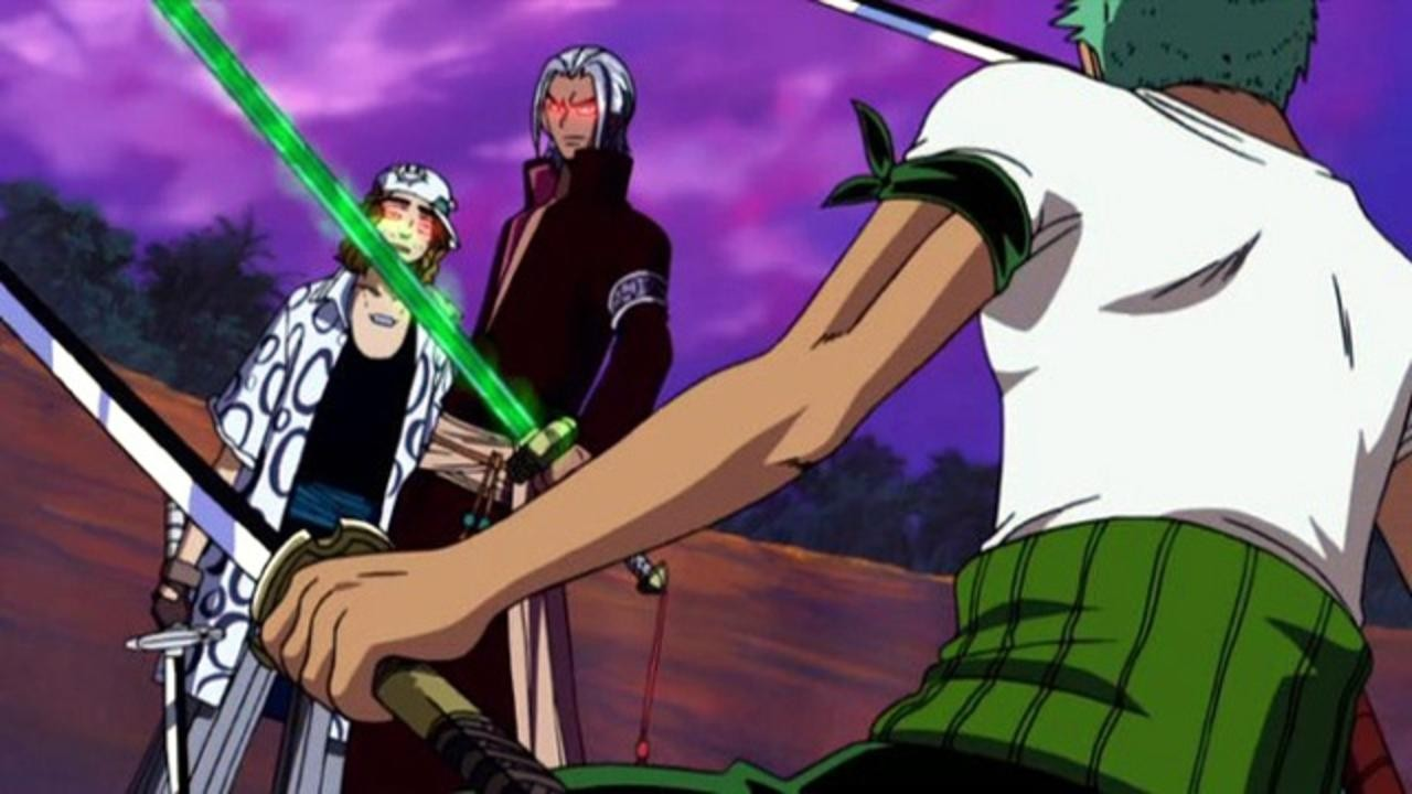 One Piece: The Cursed Holy Sword (2004) | MUBI