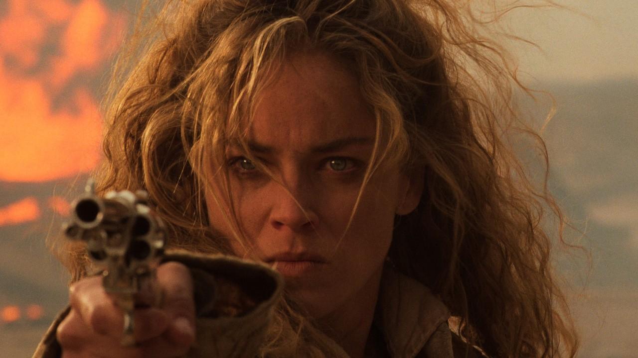 Sharon Stone Rápida y Moral Leonardo DiCaprio