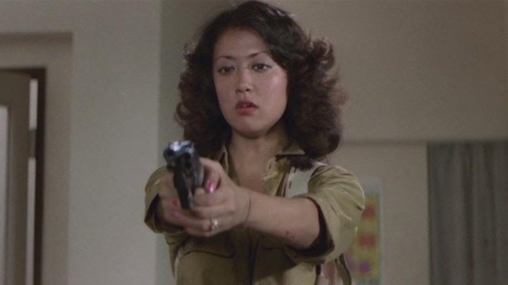 Super Gun Lady: Police Branch 82