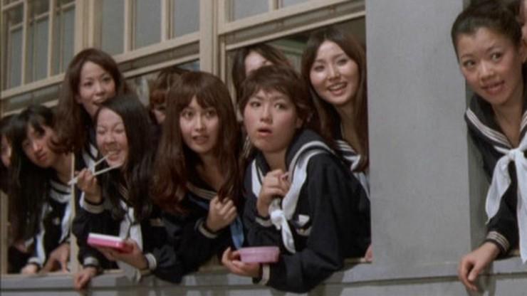 Girls' Junior High School: Bad Habit