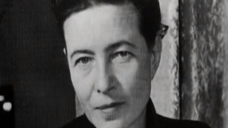 Simone de Beauvoir, a Modern Woman