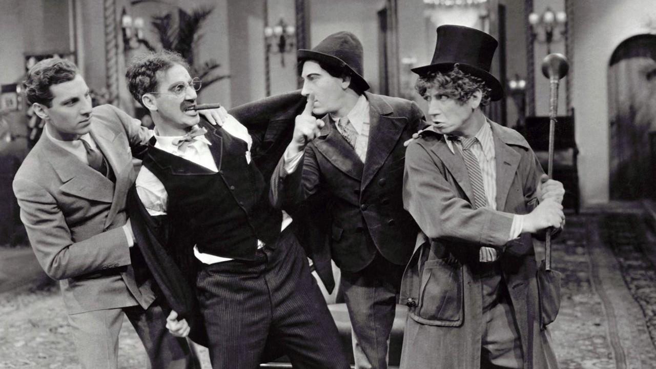 Classic Old Movie : The Cocoanuts 1929