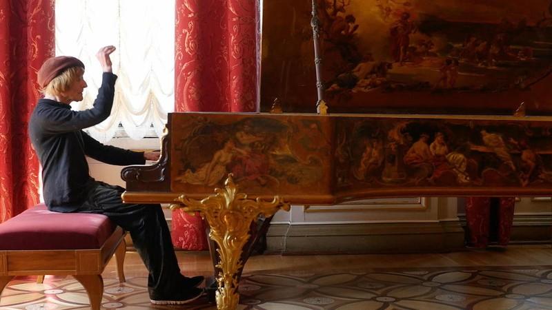 Oleg and the Rare Arts