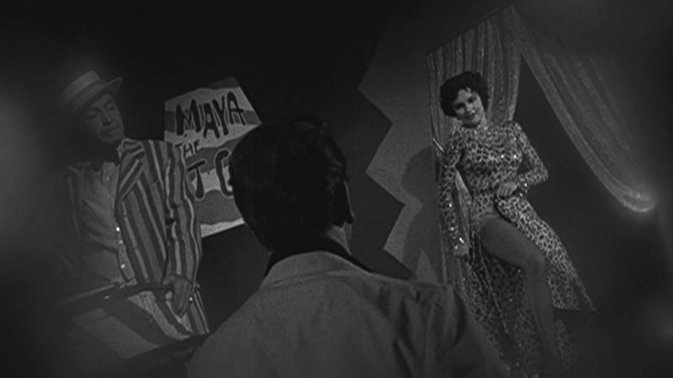The Twilight Zone: Perchance to Dream