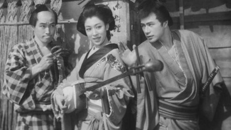 Jirocho's Tale of Three Provinces III: Jirocho and Ishimatsu