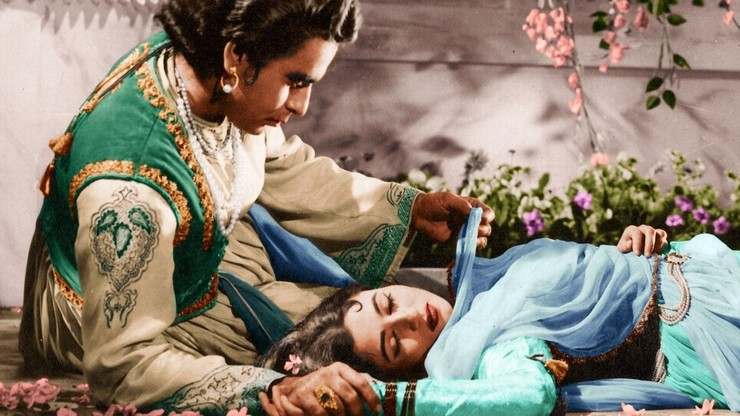 Mughal-E-Azam (Color Version)