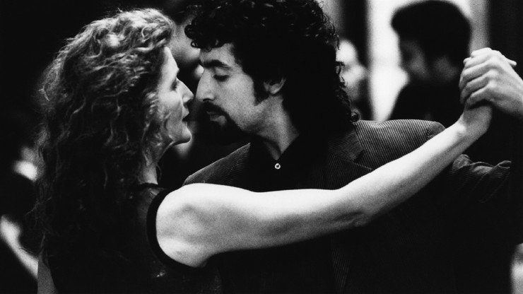 The Tango Lesson