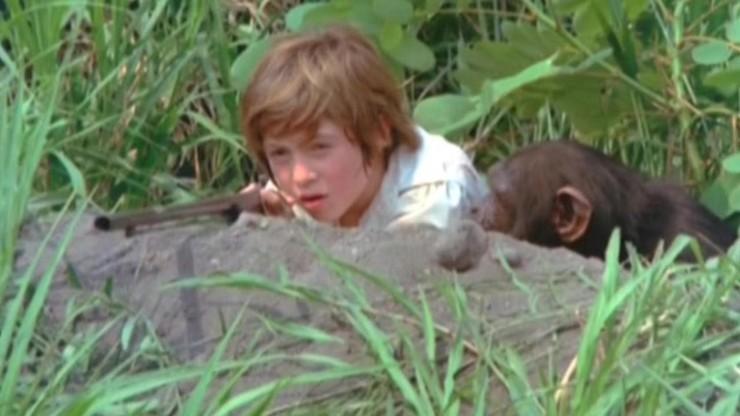 Zindy, the Swamp-Boy
