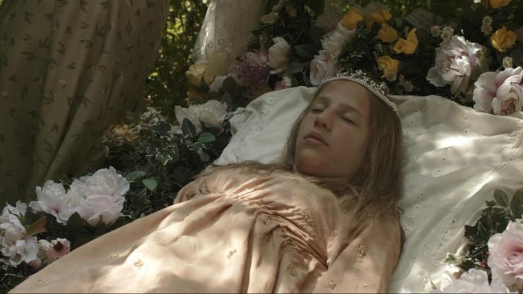 The Sleeping Saint
