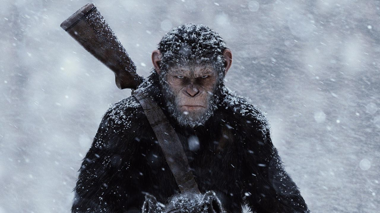 War For The Planet Of The Apes 2017 Mubi