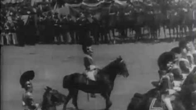 President McKinley Inauguration
