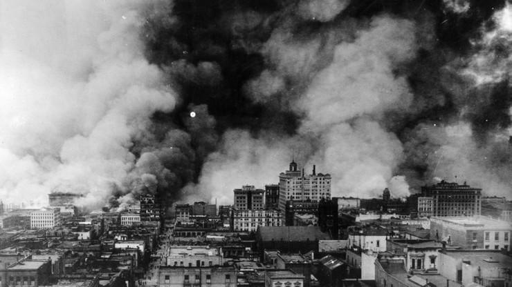San Francisco Earthquake & Fire: April 18, 1906