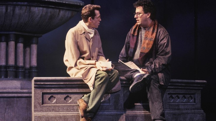 In the Wings: Angels in America on Broadway