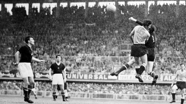 Fussball Weltmeisterschaft 1954