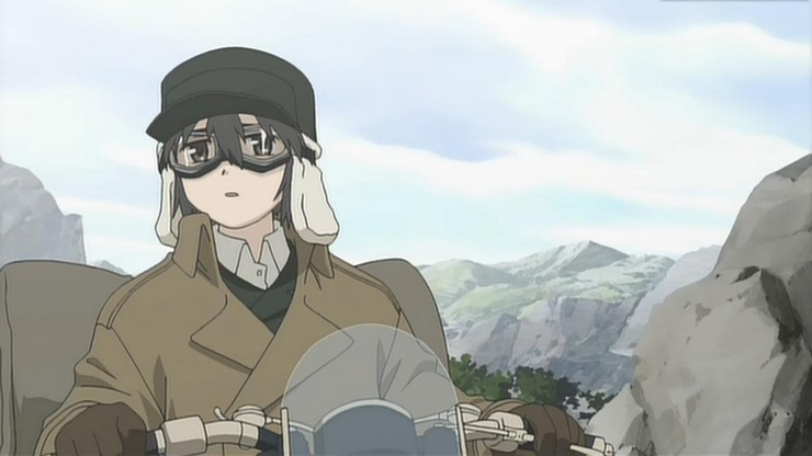 Kino's Journey: The Land of Sickness