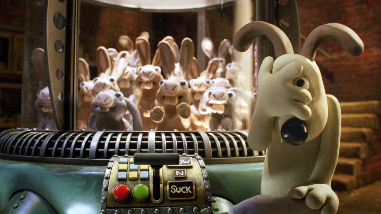 Wallace Gromit The Curse Of The Were Rabbit 2005 Mubi