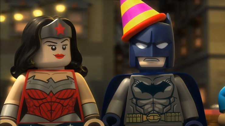 Lego DC Comics Superheroes: Justice League - Gotham City Breakout