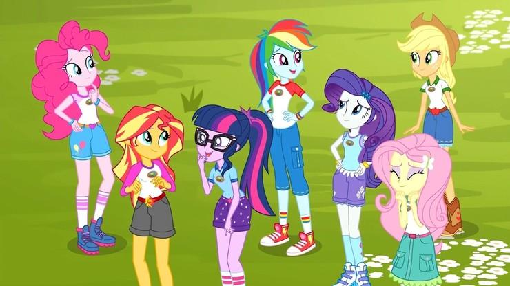 My Little Pony: Equestria Girls - Legend of Everfree