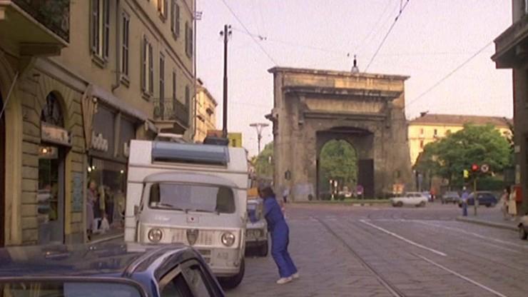 Delito en puerta Roma
