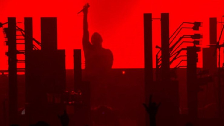 Nine Inch Nails Live: Beside You in Time