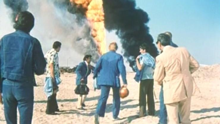 Oil: The Billion Dollar Fire