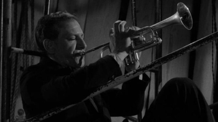 The Twilight Zone: A Passage for Trumpet