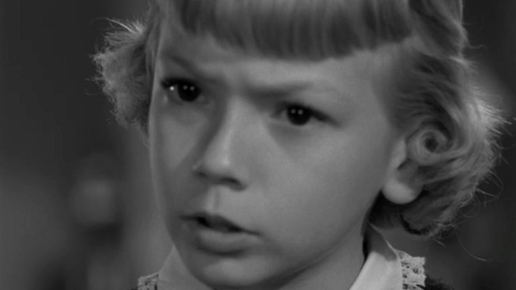 The Twilight Zone: Nightmare as a Child