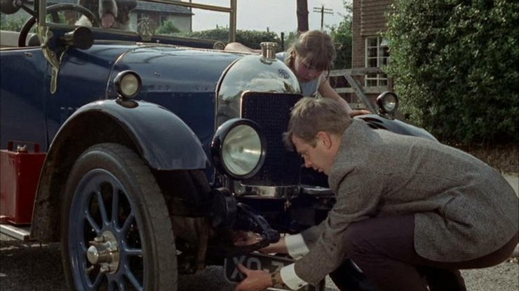 The Home-Made Car