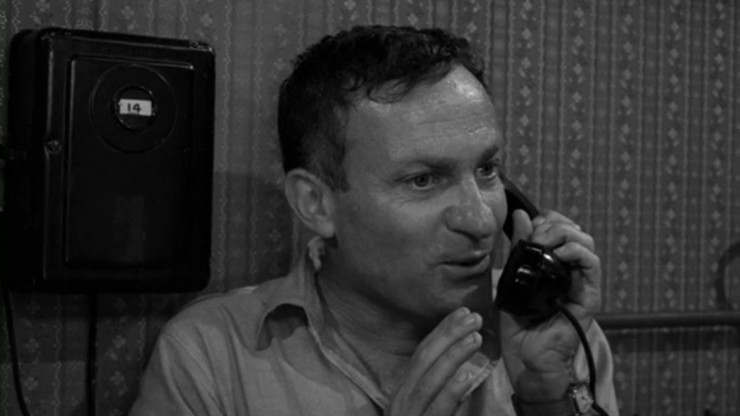 The Twilight Zone: Nervous Man in a Four Dollar Room