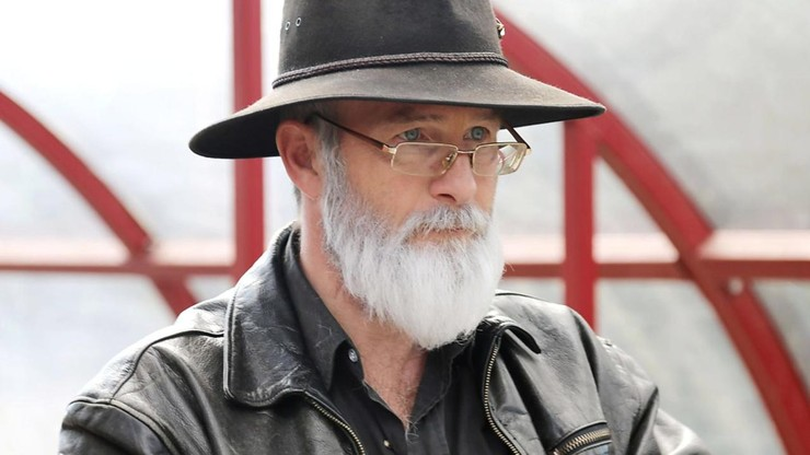 Terry Pratchett: Back in Black